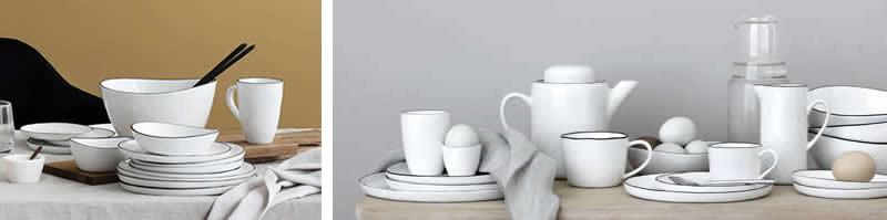 Salt tableware