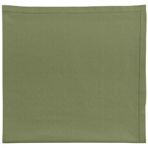 Linum tafelkleed Nova groen 140x180cm