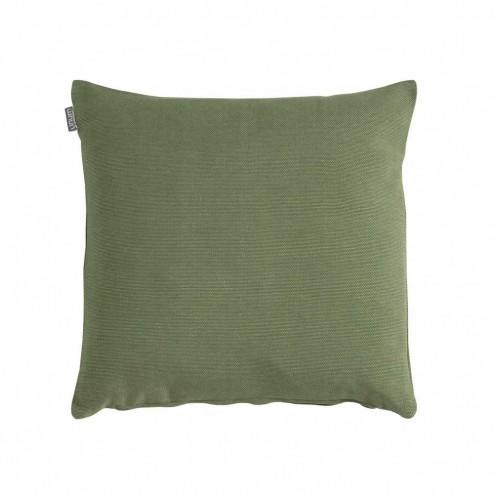 Kussenhoes Linum Pepper donker groen 40x40cm