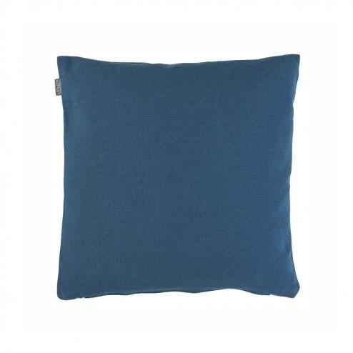 Kussenhoes Linum Pepper blauw 40x40cm