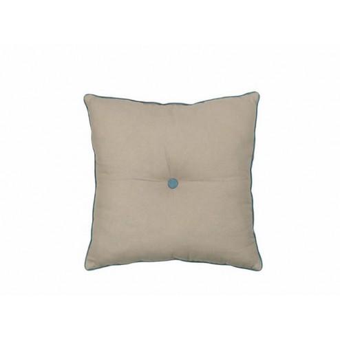 Sierkussen Nanet, zandkleurig, 50x50 cm