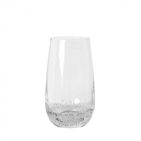 Broste Bubble longdrink glas, 55cl