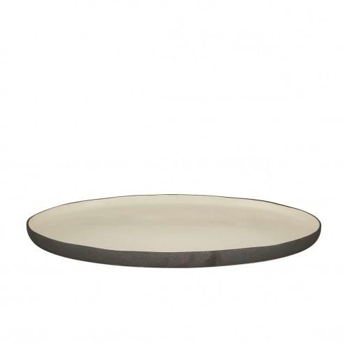 Broste Esrum ovaal bord 30cm