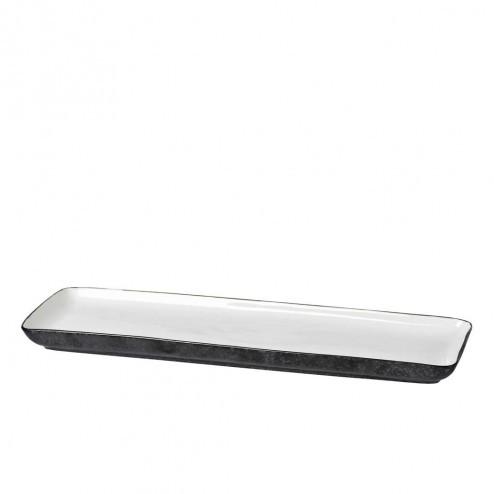 Broste Esrum rechthoekig bord 35cm