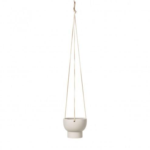 Broste hangende bloempot 'Maximus', Ø12cm, rainy day