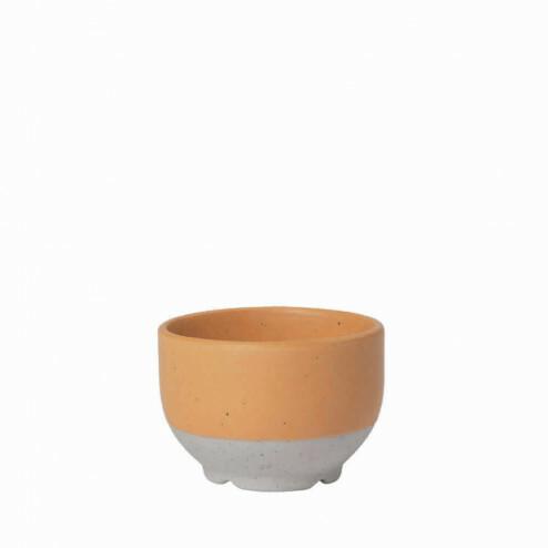 Broste eierdop Eli, terracotta, Ø5cm