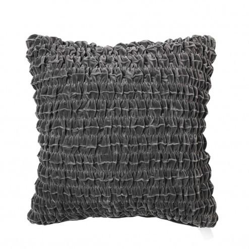 Broste kussenhoes Kroll in grijs, 50x50cm