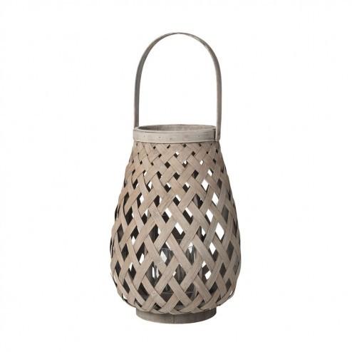 Broste lantaarn Jeny (klein), bamboe