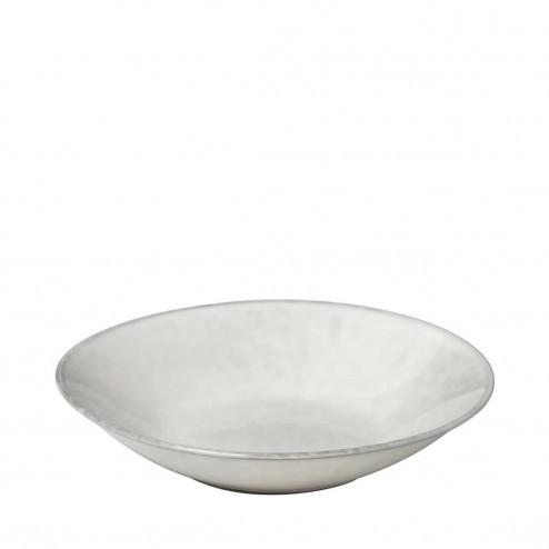 Broste Nordic Sand klein pasta bord, 22.5cm