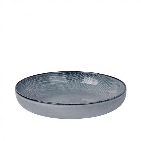 Broste Nordic Sea diep bord, 22.5cm