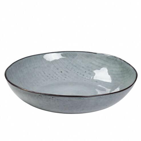 Broste Nordic Sea saladeschaal, 34.5cm