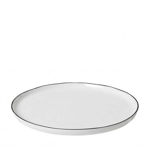 Broste Salt ontbijtbord 22cm