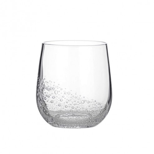 Broste Bubble tumbler glas, 35cl
