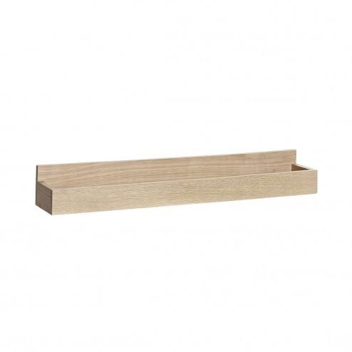 Hübsch houten fotoplank in eiken, 60cm