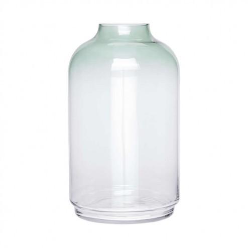 Hübsch grote vaas van helder glas