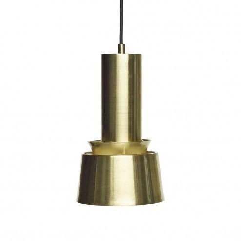 Hübsch Interior messing hanglamp, Ø15cm
