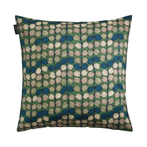 Linum kussenhoes Bayswater 40x40cm, groen