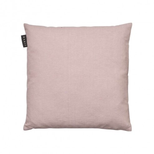 Kussenhoes Linum Pepper licht roze 40x40cm