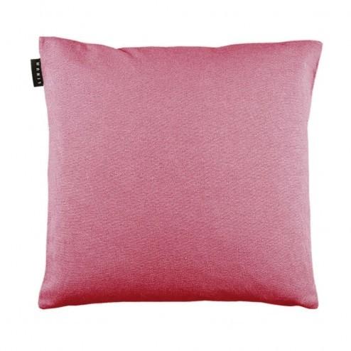 Kussenhoes Linum Pepper fuchsia roze 50x50cm