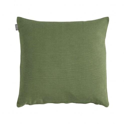 Kussenhoes Linum Pepper donker groen 50x50cm