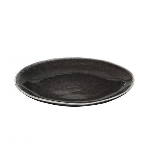 Broste Nordic Coal ontbijtbord, 20cm
