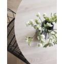 Hübsch grijze keramieken vaas-Hubsch Interior-03